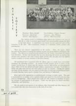 1933 DeVilbiss High School Yearbook Page 110 & 111
