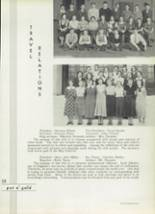 1933 DeVilbiss High School Yearbook Page 120 & 121
