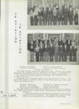 1933 DeVilbiss High School Yearbook Page 132 & 133