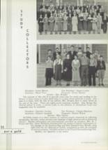 1933 DeVilbiss High School Yearbook Page 136 & 137