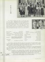 1933 DeVilbiss High School Yearbook Page 152 & 153