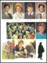 1985 Buckeye Central High School Yearbook Page 20 & 21