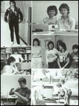 1985 Buckeye Central High School Yearbook Page 34 & 35