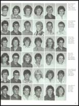 1985 Buckeye Central High School Yearbook Page 38 & 39
