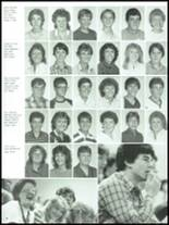 1985 Buckeye Central High School Yearbook Page 40 & 41