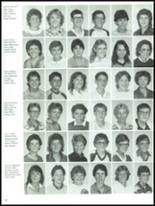 1985 Buckeye Central High School Yearbook Page 44 & 45