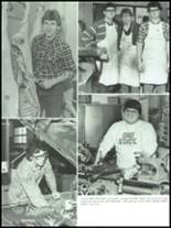 1985 Buckeye Central High School Yearbook Page 50 & 51