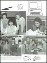 1985 Buckeye Central High School Yearbook Page 52 & 53
