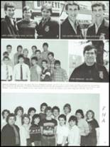 1985 Buckeye Central High School Yearbook Page 56 & 57