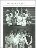 1985 Buckeye Central High School Yearbook Page 64 & 65