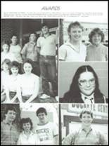 1985 Buckeye Central High School Yearbook Page 66 & 67