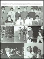 1985 Buckeye Central High School Yearbook Page 72 & 73