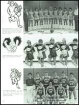 1985 Buckeye Central High School Yearbook Page 74 & 75