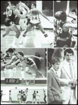 1985 Buckeye Central High School Yearbook Page 76 & 77