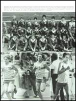 1985 Buckeye Central High School Yearbook Page 80 & 81