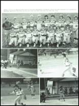 1985 Buckeye Central High School Yearbook Page 82 & 83
