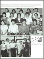 1985 Buckeye Central High School Yearbook Page 84 & 85