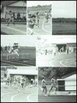 1985 Buckeye Central High School Yearbook Page 86 & 87