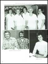 1985 Buckeye Central High School Yearbook Page 98 & 99
