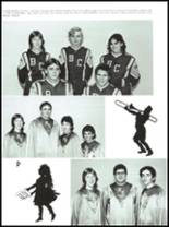 1985 Buckeye Central High School Yearbook Page 104 & 105