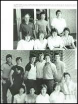1985 Buckeye Central High School Yearbook Page 106 & 107