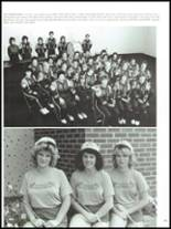 1985 Buckeye Central High School Yearbook Page 108 & 109