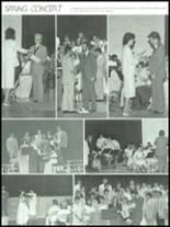 1985 Buckeye Central High School Yearbook Page 110 & 111