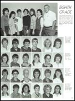 1985 Buckeye Central High School Yearbook Page 112 & 113