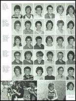 1985 Buckeye Central High School Yearbook Page 114 & 115