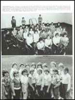 1985 Buckeye Central High School Yearbook Page 116 & 117
