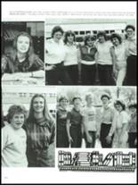 1985 Buckeye Central High School Yearbook Page 118 & 119