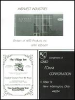 1985 Buckeye Central High School Yearbook Page 136 & 137