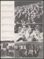 1985 Buckeye Central High School Yearbook Page 166 & 167