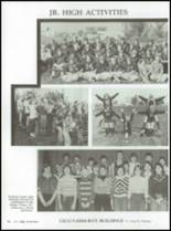 1978 Holstein High School Yearbook Page 54 & 55