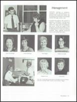 1978 Ft. Walton Beach High School Yearbook Page 50 & 51