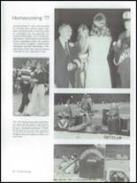 1978 Ft. Walton Beach High School Yearbook Page 58 & 59