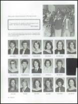 1978 Ft. Walton Beach High School Yearbook Page 70 & 71