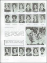 1978 Ft. Walton Beach High School Yearbook Page 92 & 93