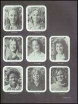 1978 Ft. Walton Beach High School Yearbook Page 100 & 101