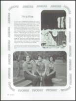 1978 Ft. Walton Beach High School Yearbook Page 104 & 105