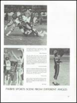 1978 Ft. Walton Beach High School Yearbook Page 154 & 155