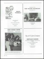 1978 Ft. Walton Beach High School Yearbook Page 272 & 273