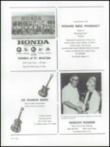 1978 Ft. Walton Beach High School Yearbook Page 276 & 277