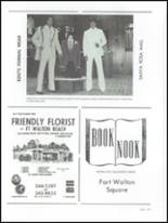 1978 Ft. Walton Beach High School Yearbook Page 278 & 279