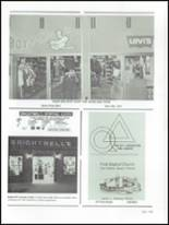 1978 Ft. Walton Beach High School Yearbook Page 296 & 297