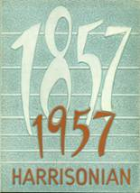 1957 Yearbook Harrison Technical High School