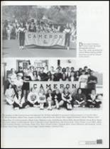1994 Cameron High School Yearbook Page 110 & 111