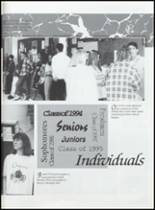 1994 Cameron High School Yearbook Page 118 & 119