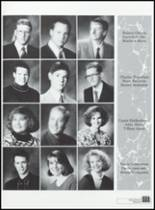1994 Cameron High School Yearbook Page 134 & 135