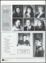 1994 Cameron High School Yearbook Page 140 & 141